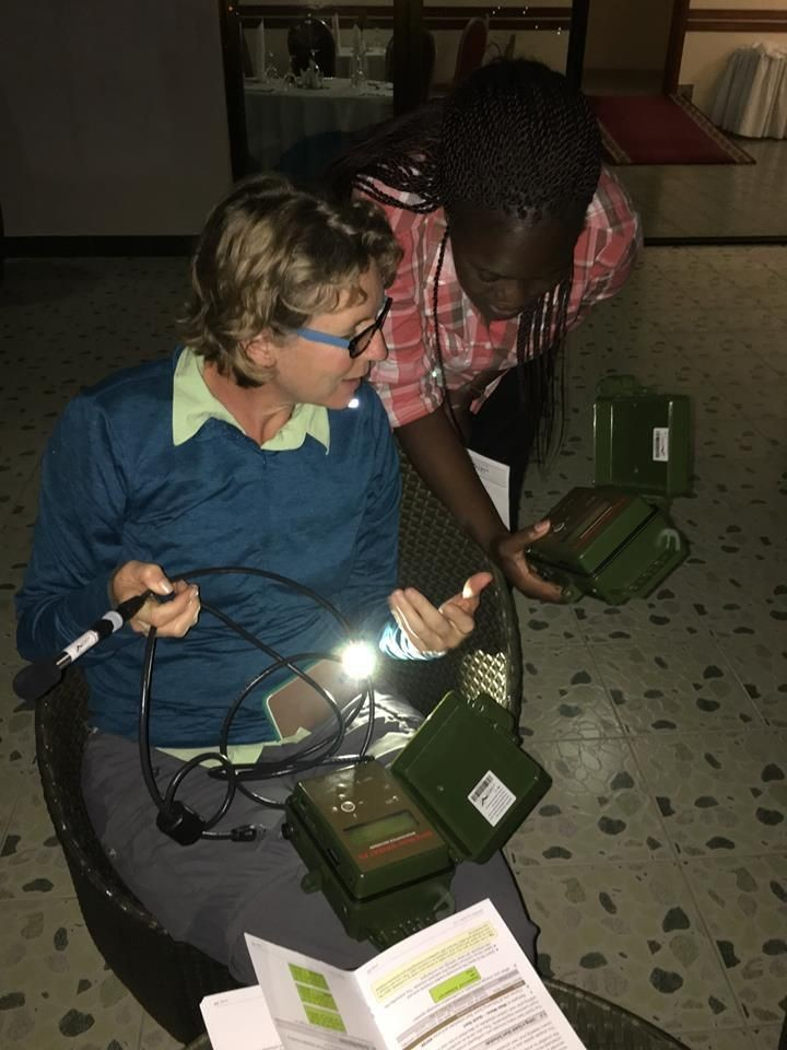 In the Field: Bat Conservation and Education in Rwanda