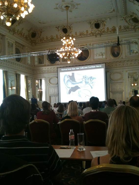 Recap of the Effect of Noise on Aquatic Life conference in Budapest!