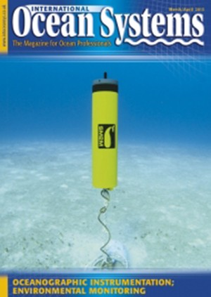 Wildlife Acoustics on the cover of International Ocean Systems magazine!