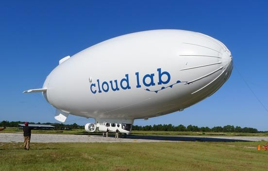 Wildlife Acoustics at sea, land…and now sky with BBC Cloud Lab expedition!