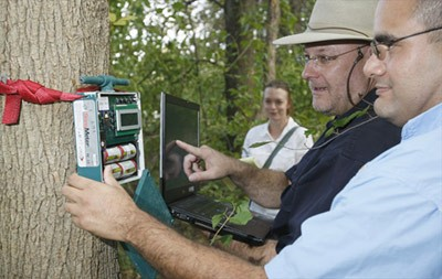 Purdue HEMA lab pioneers field of Soundscape Ecology