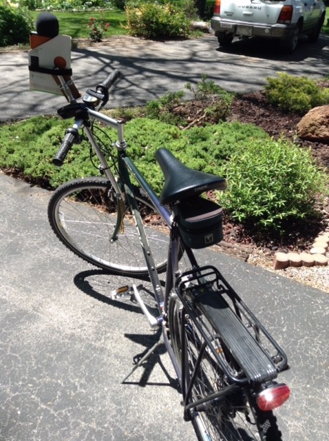 Customer Spotlight: Echo Meter Touch bicycle transects