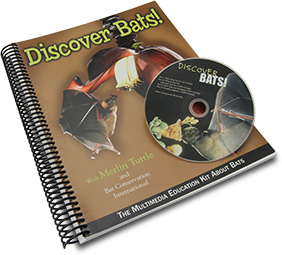 The Discover Bats! Curriculum Guide and DVD