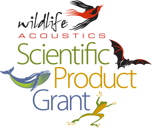 Wildlife Acoustics Scientific Product Grant
