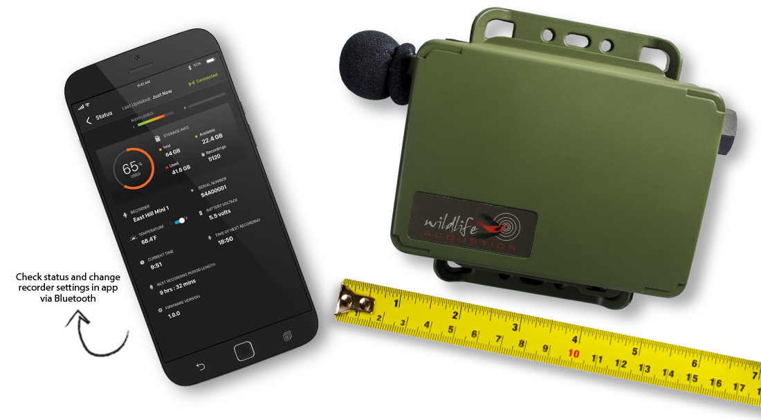 Wildlife Acoustics Song Meter Mini